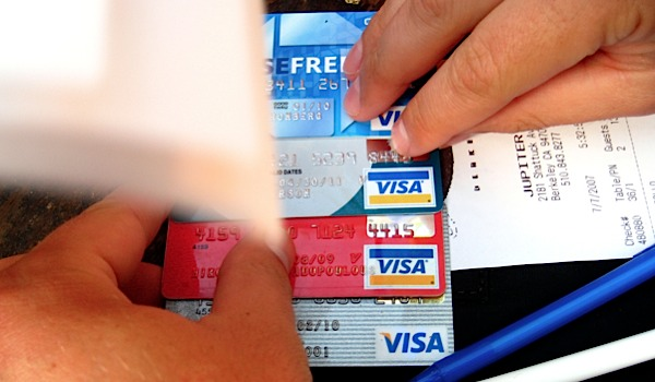 5 Step Guide On How To Live Off Credit Cards